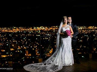 Casamento de Samara e Douglas.